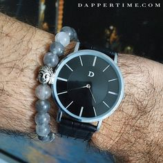 """@jimmyom achieving inner peace and serene style with the #DTporthos ($23.00) Like the watch? Shop at DapperTime.com. Live in the US? Simply comment """"Sold"""" and your email (e.g. sold me@me.com)and an email with a link to the checkout will be coming your way! #DapperTime #dapper #menlifestyle #menstyle #mensfashion #menwithclass #menwithstyle #instafashion #gentleman #watches #timepieces #menswatches"""