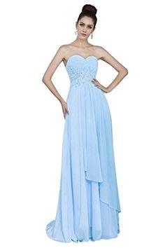 Dora Bridal Women Ruched Sweetheart Chiffon Long Prom Dress Gowns Size 2 US Sky Blue Dora Bridal http://www.amazon.com/dp/B014KRJPQI/ref=cm_sw_r_pi_dp_gWDlwb1TY5CNJ