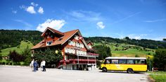 Landgasthof Grossteil Giswil, Switzerland.
