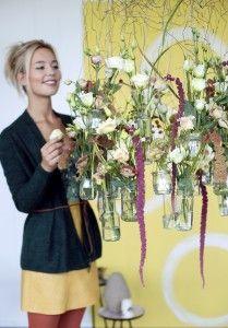 Die Lisianthus in der Blumenagenda