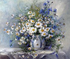Я любуюсь совершенством цветов... Художница Оксана Кравченко. Обсуждение на LiveInternet - Российский Сервис Онлайн-Дневников