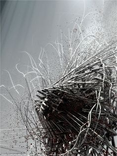 check out tim borgmann's amazing abstract architectures...