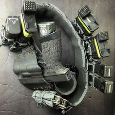 Highspeedgear slim grip battle belt. That wolf grey though…