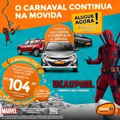 O melhor preço está na #MovidaRentACar!  Aproveite os benefícios exclusivos da Movida e alugue o carro por R$ 104,90 a diária durante a semana!   Reserve agora: www.movida.com.br