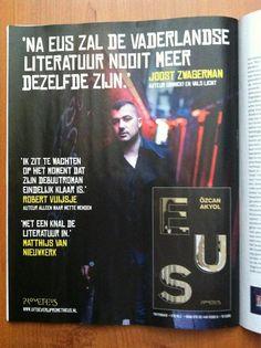 Eus / Ozcan Akyol in Vrij Nederland