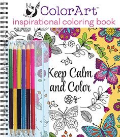 [EPUB] ColorArt, Inspirational Coloring Book with Colored Pencils, Author : ColorArt, Inspirational Coloring Book with Colored Pencils Ya Books, Good Books, Adult Coloring, Coloring Books, Stefan Zweig, John Kerry, Free Pdf Books, What To Read, Book Photography