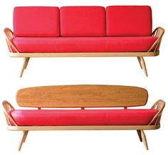 Made-Good: BEST OF BRITISH - ERCOL STUDIO COUCH DAY BED SOFA