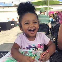 Saturdays = Patios & Crayons ☀️ 🎨 #patiochillin #toddlers #babygirl #smile #kiddycurls #kinkychicks #daddysgirl #saturdaymorning #picasso #blackgirlmagic #art #naturallyperfectkids #happybaby #frobabies #disneyprincess First Daughter, Daddys Girl, Family Goals, Happy Baby, Black Kids, Black Girl Magic, Cute Kids, Kinky, Photo And Video