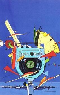 Illustration by Eizin Suzuki (b. 1948, Japan).