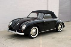 // 1953 VW Dannenhauer....I would love this!!!! Incredible