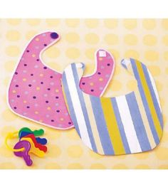 Painted Bibs Pattern And Tutorial