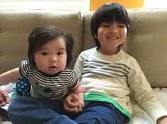 Max and Cerys Burciago
