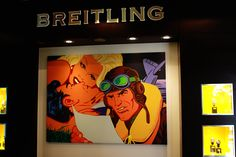 #Breitling