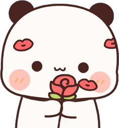 Emoji, Good Morning Cartoon, Bear Gif, Cute Cartoon Images, Cute Love Gif, Little Panda, Cute Memes, Cute Characters, Panda Bear