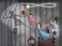 Disneyland Peter Pans Flight Upgrade 2015
