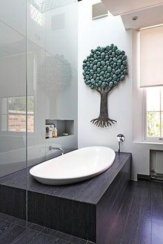 Kunst på badet
