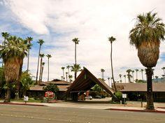 Caliente Tropics Hotel, Palm Springs