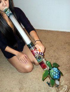 Turtle Bong!