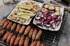 Grills, Sausage, Simple, Garden, Food, Garten, Sausages, Lawn And Garden, Essen