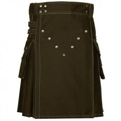 This Victory utility kilt is made with to celebrate Victory at kilted events all around victory sign depicts full sign of victory full formal and heavy material construction 16oz long lasting material to handle diverse jobs and events Pattern of kilt is same of others the different thing is front V design side pocket V design Back pocket flop V design, it all make this kilt a victory kilt.  http://kiltmaster.com/victory-utility-kilt.html