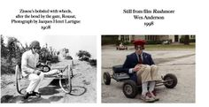 Feels Familiar? Wes Anderson's Tribute to Jacques Henri Lartigue in Rushmore