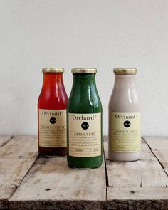 Flood your body with vitamins & minerals cleanse & nourish your body from the inside out with our certified organic juices. Available to purchase online or from all three of our stores.  by orchardstlove
