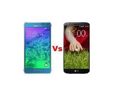 Samsung Galaxy A7 Vs LG G2 - Specs of Gadgets