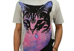 Space Cat T-Shirt Get yours here: http://tshirtonomy.com/go/space-cat