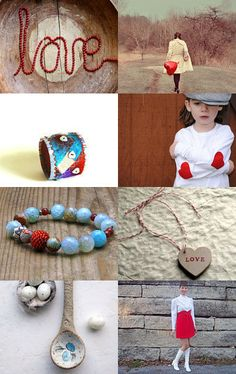 He Wears His Heart On His Sleeve by Annie on Etsy--Pinned with TreasuryPin.com