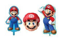 Super Mario Luftballons #luftballonshop #luftballons #luftballon #supermarioluftballons #supermario #luftballonscomic
