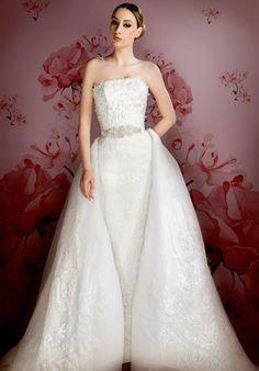 Ysa Makino KYM84 Wedding Dress - The Knot