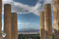 The famous Acropolis #5