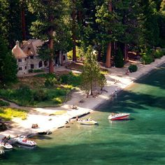 On Lake Tahoe's South Shore you'll find lively restaurants, upscale lodging, lovely lake views, beaches, and a handful of parks & historic sites to explore.