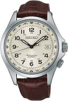 SEIKO Mechanical 5 Sports Automatic Mens Watch SARG005 http://amzn.to/2kwdLXk