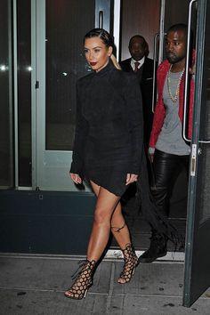 Kim Kardashians post-Kanye style evolution
