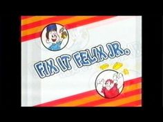 Wreck-It Ralph - Fix It Felix Jr. retro '80s commercial - Walt Disney Animation Studios