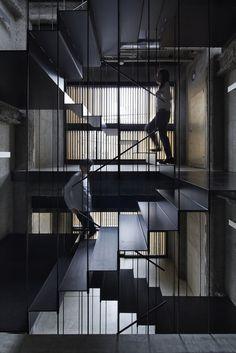 Galería de K8 en Kyoto / Florian Busch Architects - 9
