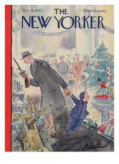 New Yorker Covers, Posters and Prints at Art.com
