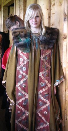 Larp: Lady in brown 2 by ~Iardacil-stock on deviantART