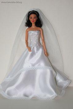 Zákazka pre Janku 2.časť | blog o šití pre barbie
