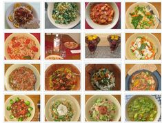 Jeff Novick's Simple Meals. No excuses for not eating Plant Strong!  (I don't think I posted this correctly, so please forgive me. I'm bookmarking it for me.)