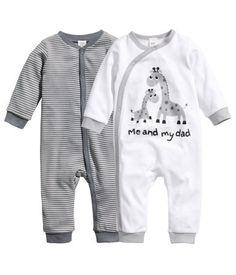 H&M 2er-Pack Pyjamas 14,99