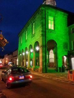 Town Hall Kilkenny St. Patricks Day