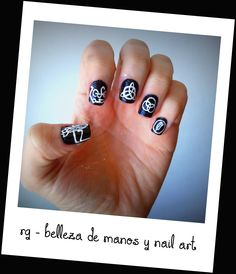 Nail Art - Led Zeppelin