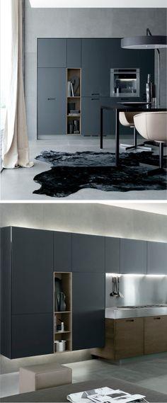 State-of-the-art kitchen design inspiration byCOCOON.com #COCOON Dutch designer #LGLimitlessDesign & #Contest