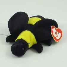 Beanie Babies - Bumble