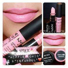 NYX Cosmetics makeup
