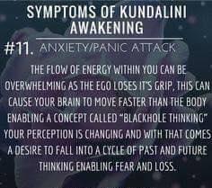 Symptoms of kundalini awakening Spiritual Enlightenment, Spiritual Wisdom, Spiritual Growth, Spiritual Awakening, Empath Types, Kundalini Reiki, Quantum Consciousness, Future Thinking, Psychic Abilities