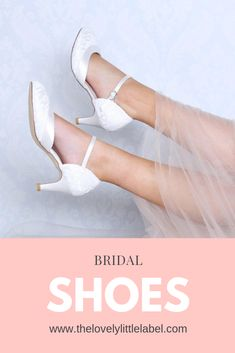 The Lovely Little Label Satin Wedding Shoes, Wedge Wedding Shoes, Beach Wedding Shoes, Best Bridal Shoes, Bridal Sandals, Tiffany Blue Heels, Vintage Style Shoes, Beautiful Shoes, Free Delivery