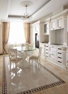 49 ideas for kitchen interior design decor layout Design Shop, Küchen Design, Floor Design, House Design, Design Trends, Modern Kitchen Design, Interior Design Living Room, Living Room Designs, Room Interior